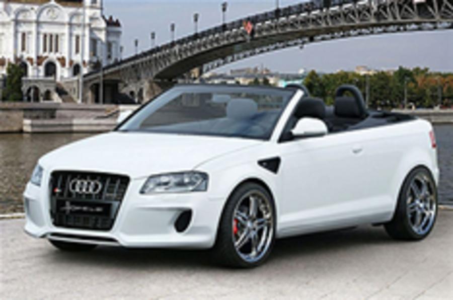 Tuned Audi A3 Cabriolet