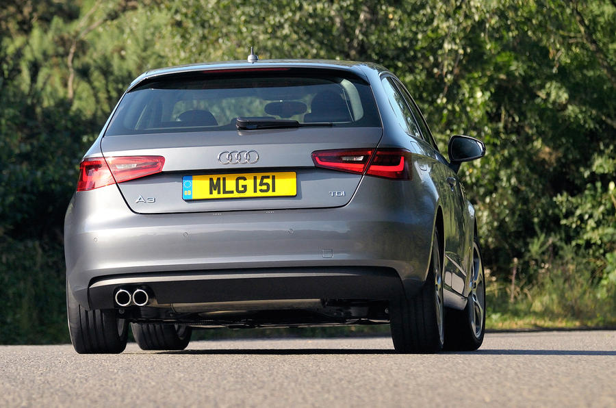 Audi A TDI Sport First Drive Review Review Autocar - Audi a3 tdi