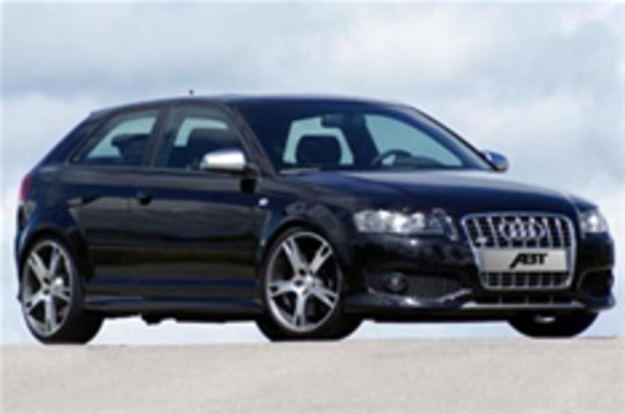 German tuner spices up Audi S3