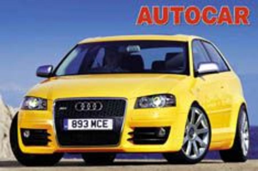 RS3 supercar for the common man
