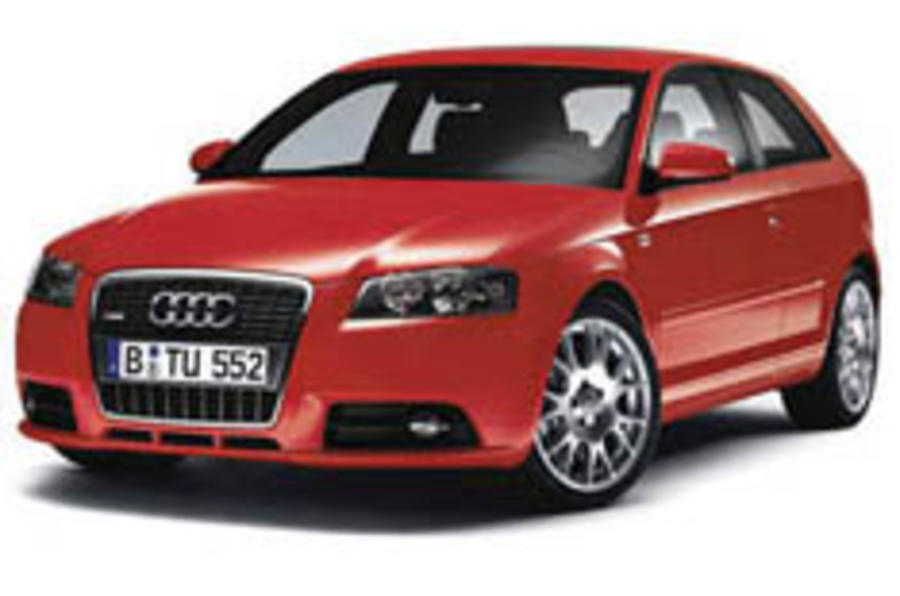 A3 downsizes with new 1.4 turbo