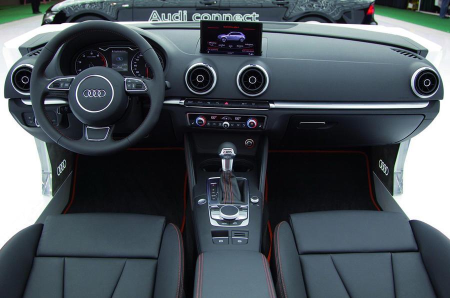 Geneva motor show: new Audi A3