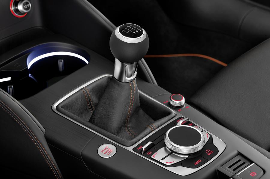 Geneva motor show: Audi A3