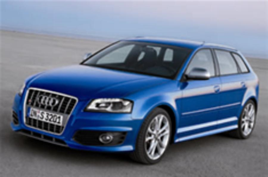 Revealed: New Audi A3