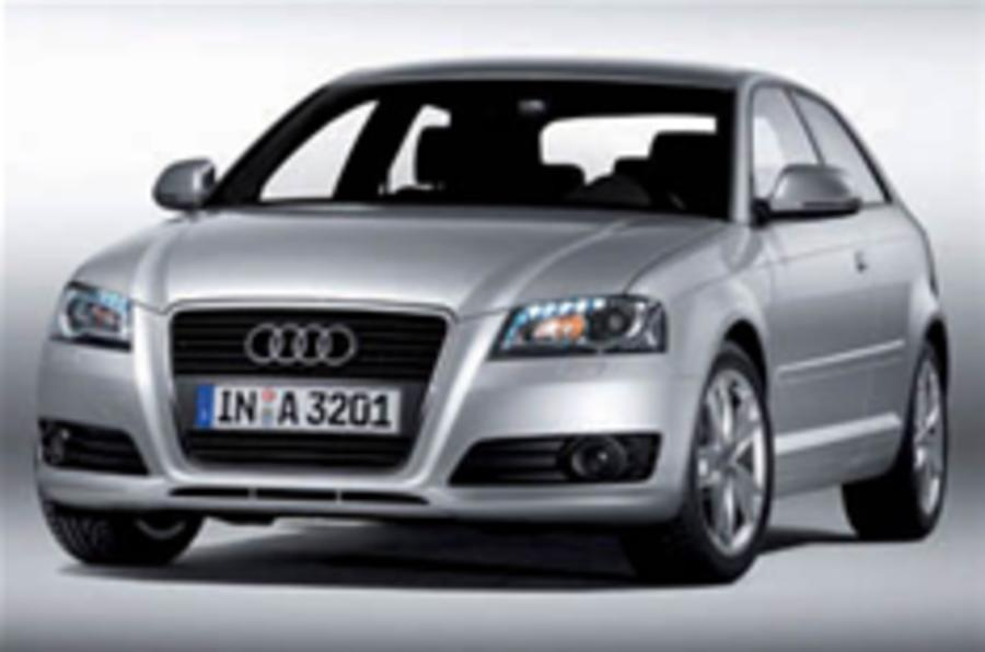 S-tronic Audi A3s get stop-start