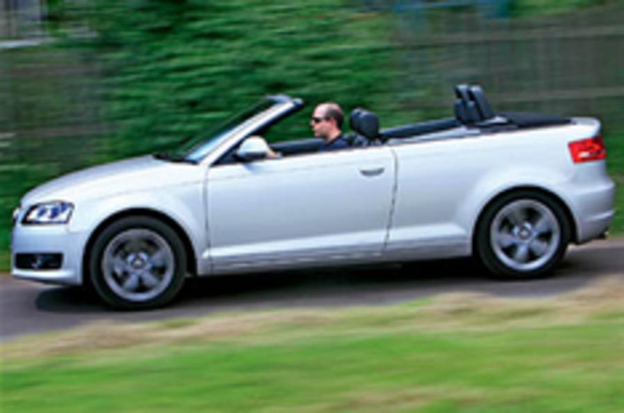 £20,000 blows out of convertible