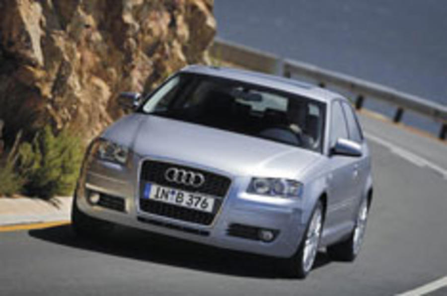 New turbocharged 1.8 for Audi A3