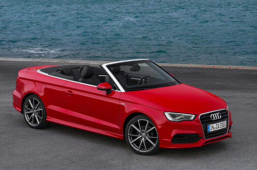 audi a3 cabriolet review 2016 autocar. Black Bedroom Furniture Sets. Home Design Ideas