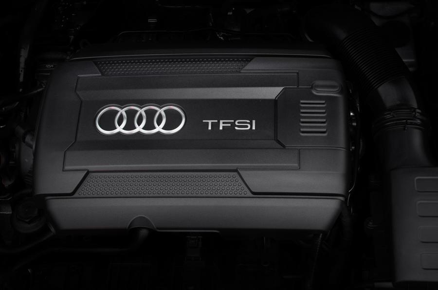 Audi A3 Cabrio's 1.4 TFSI engine