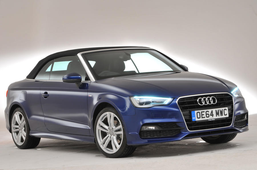 audi a3 cabriolet review 2017 autocar. Black Bedroom Furniture Sets. Home Design Ideas