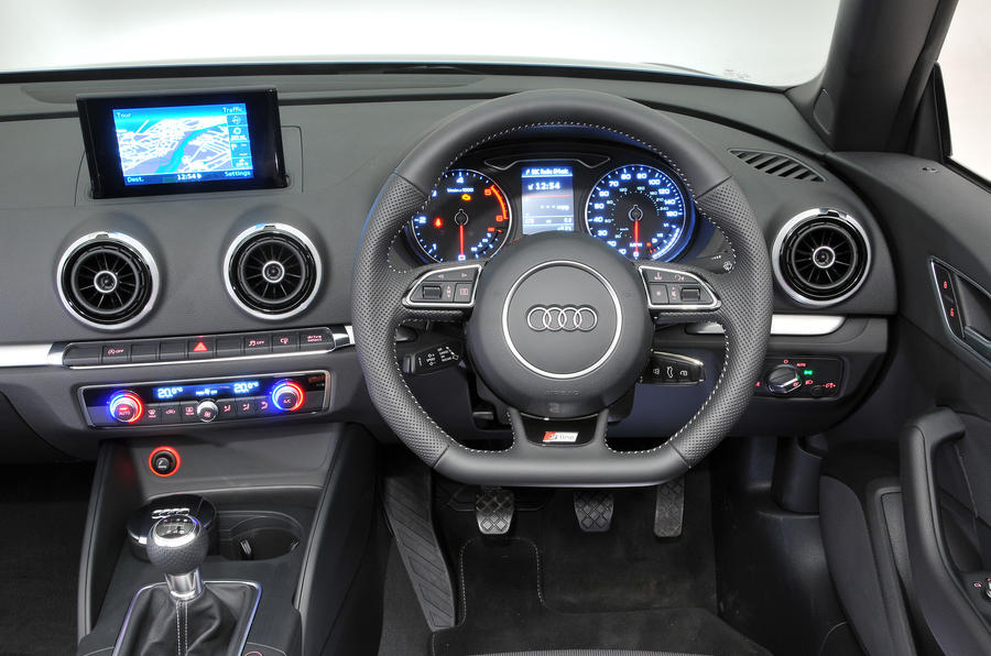 2017 Audi A3 Convertible Interior Www Indiepedia Org