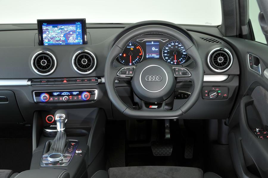 ... Sportback Interior; Audi A3 Sportback Dashboard ...