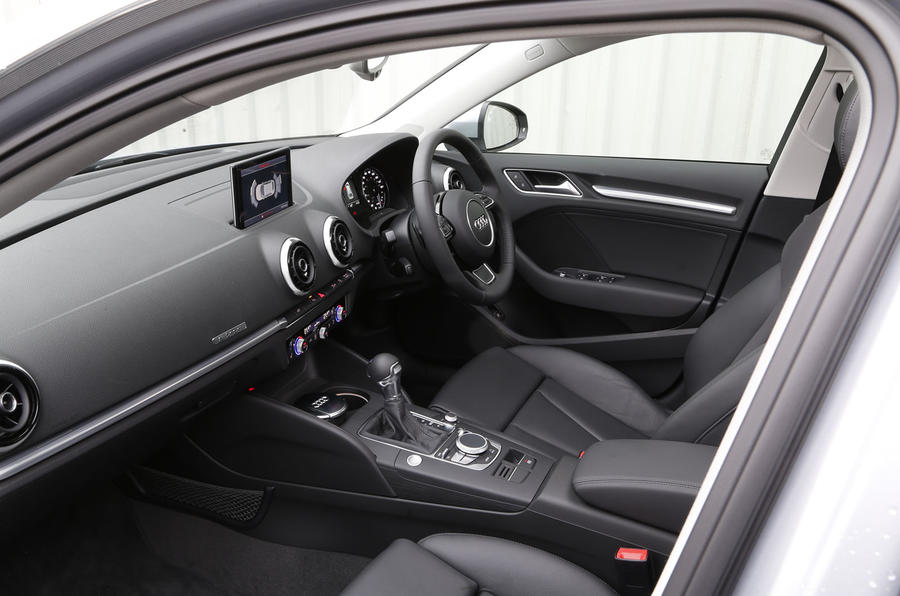 Audi A3 Sportback E Tron 2014 2018 Interior Autocar