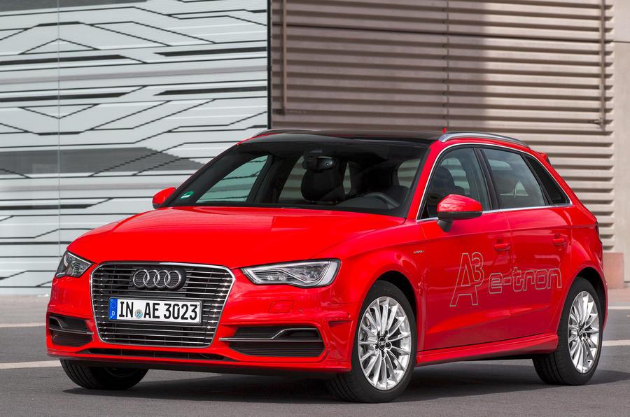 Audi A3 e-tron first drive review