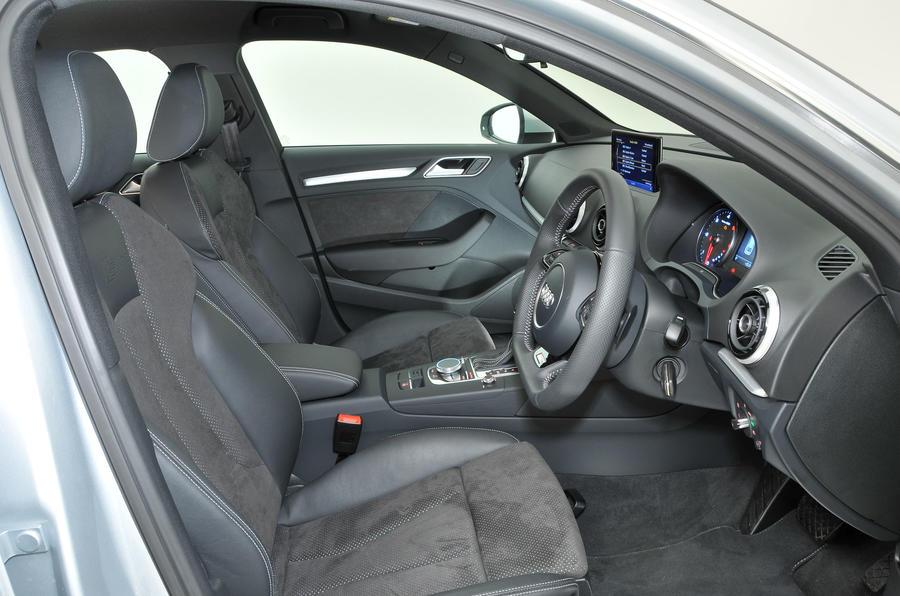 Audi A3 Sportback interior | Autocar