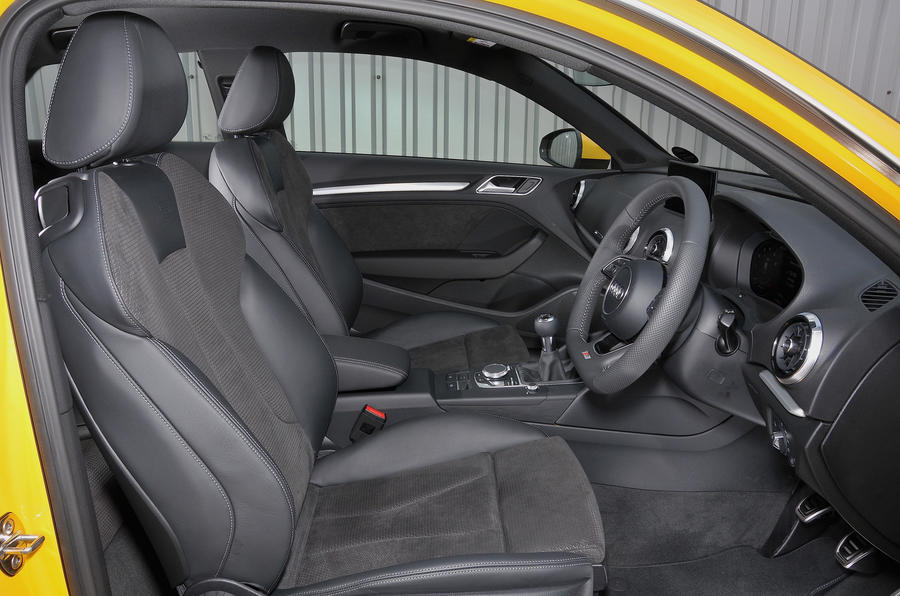 ... Audi A3 Interior ...