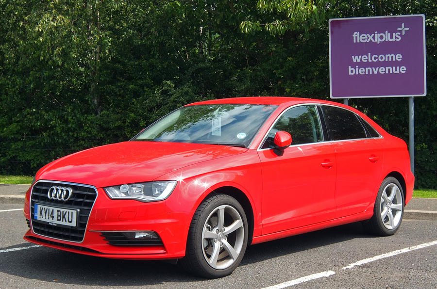 Seven hours in the saddle of a new Audi A3