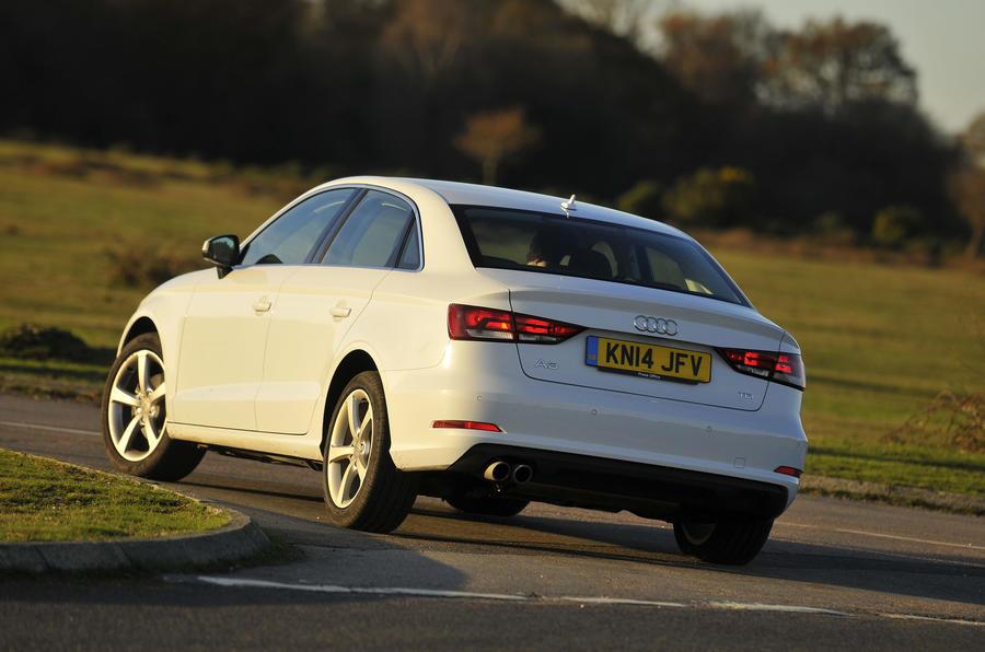 Audi Service Prices >> Audi A3 Saloon review | Autocar