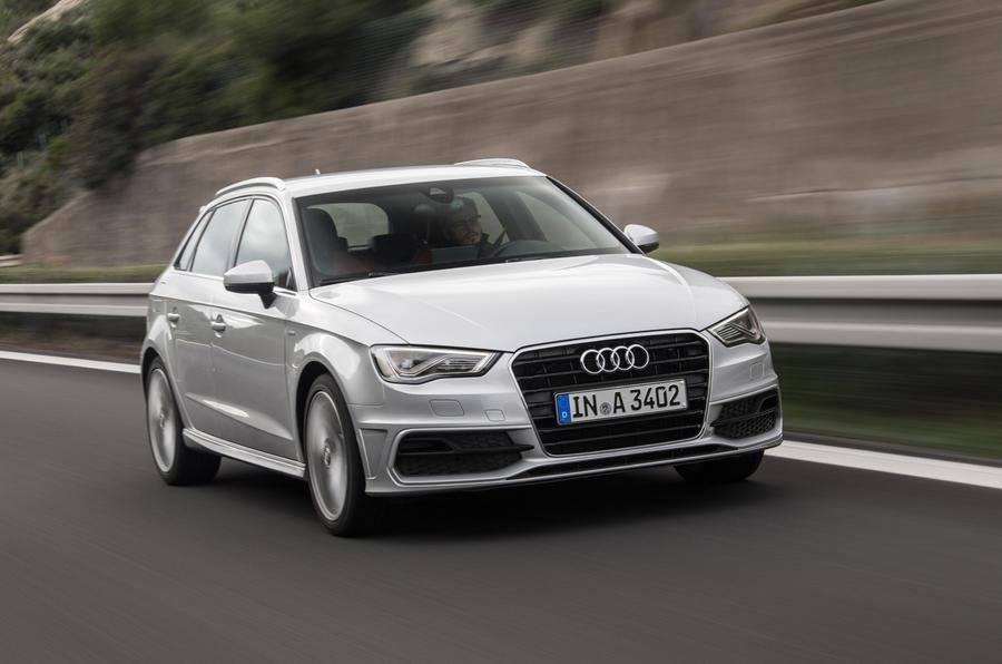 Audi A3 Sportback SE