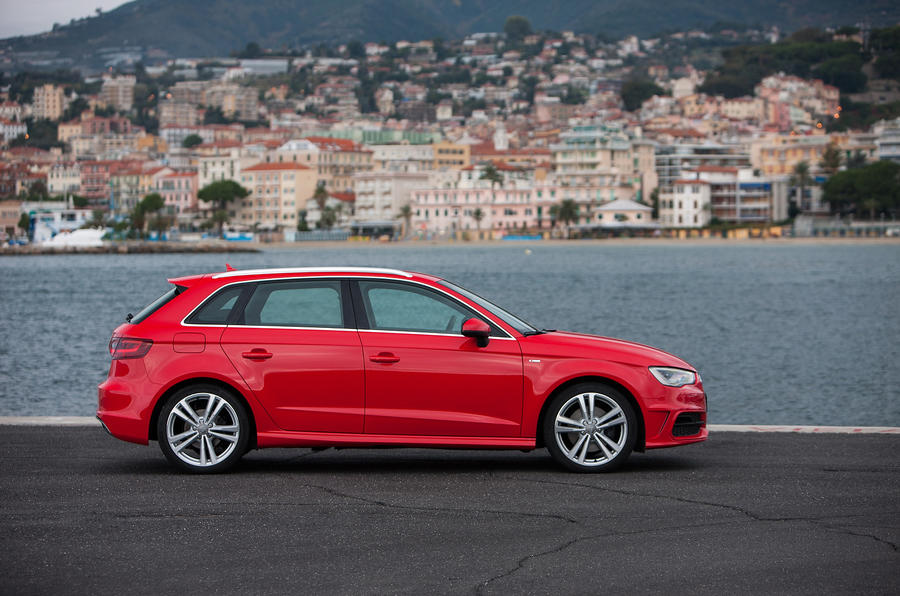 audi a3 sportback 1 8 tfsi s line review autocar. Black Bedroom Furniture Sets. Home Design Ideas
