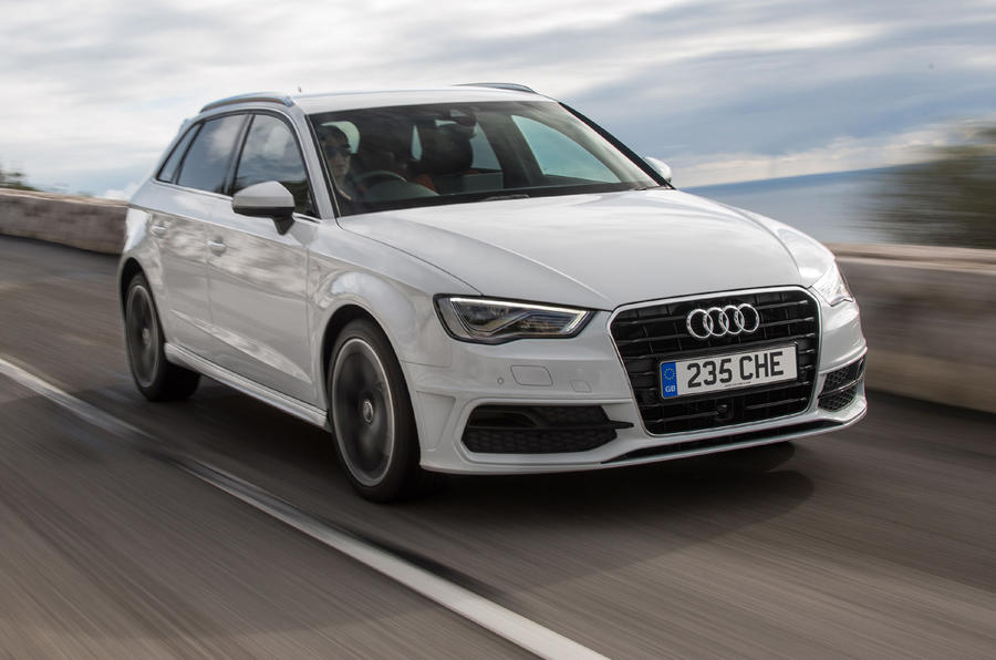 Audi A3 Sportback Voted What Car Car Of The Year Autocar
