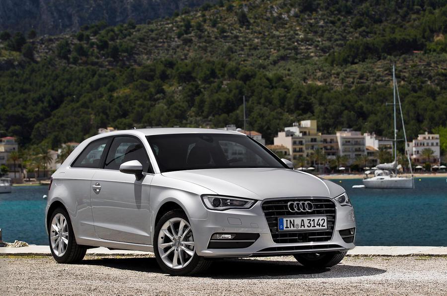 £24,210 Audi A3 2.0 TDI Sport S-tronic