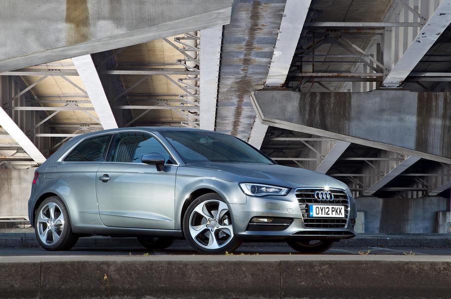4 star Audi A3