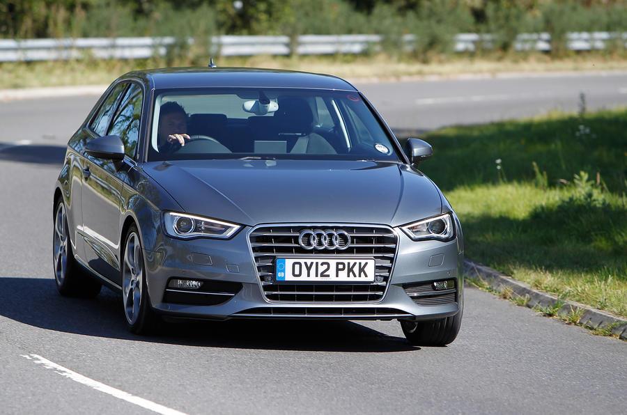 Fourth generation Audi A3