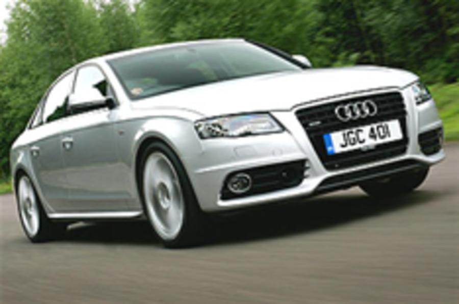 Audi posts record profits