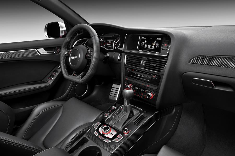 Geneva motor show: Audi RS4