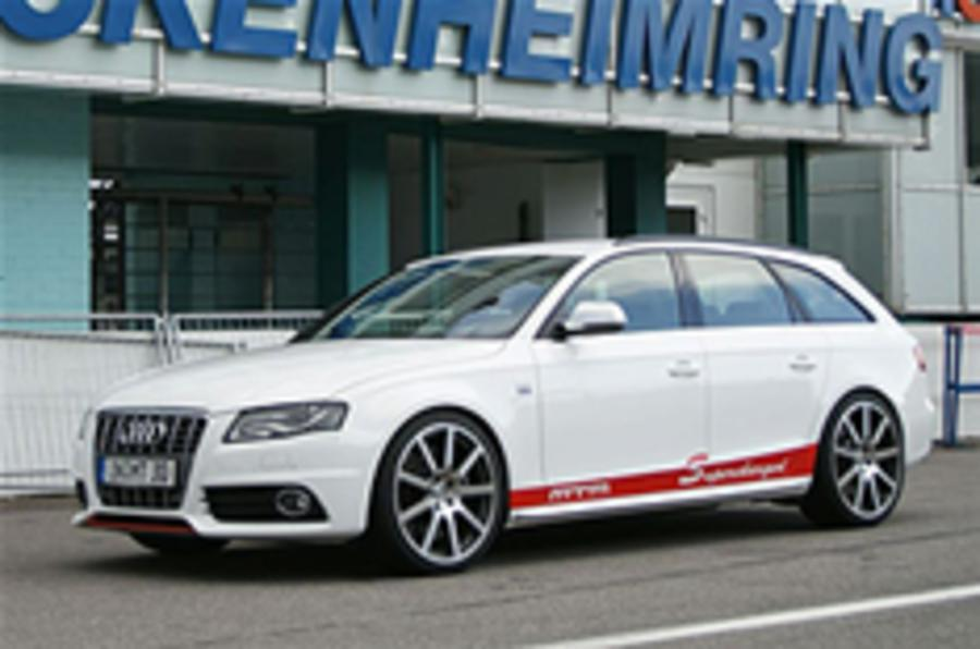 424bhp Audi S4 launched