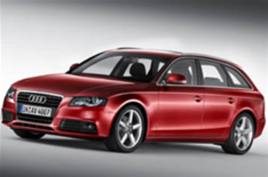Geneva debut for Audi A4 Avant