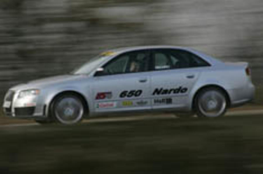 'World's fastest A4' for Essen