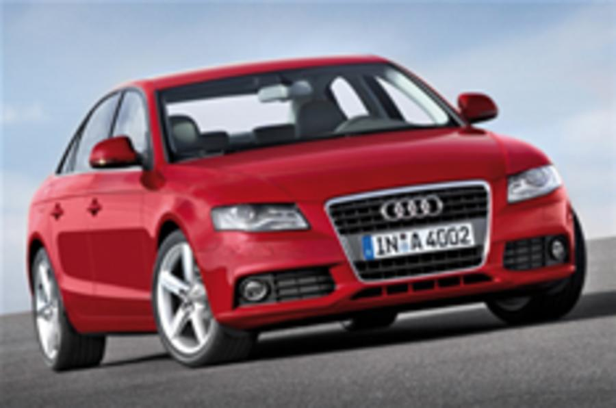 New Audi A4 prices revealed