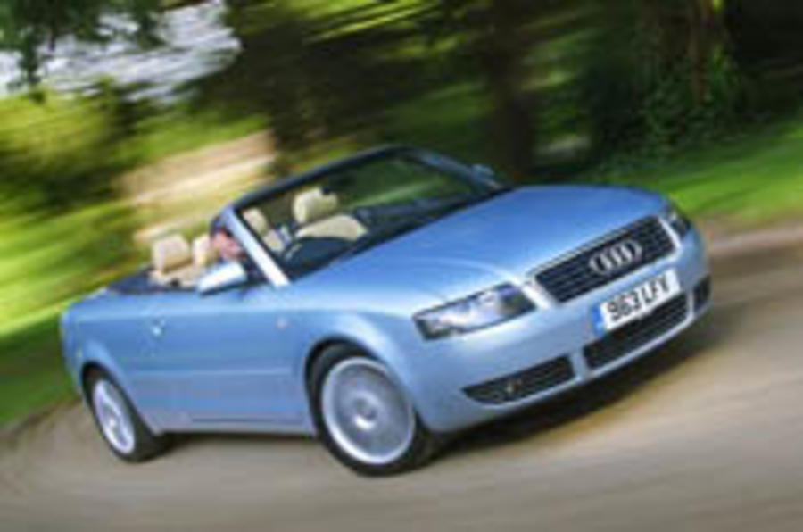 Audi's summer givaway