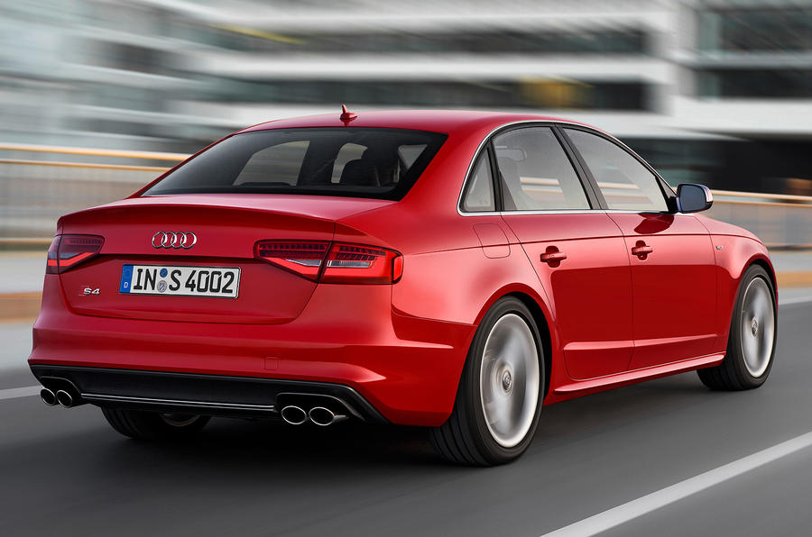Detroit motor show: Audi A4 revised