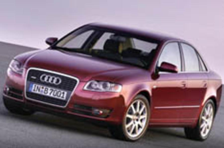 Audi pumps up the power