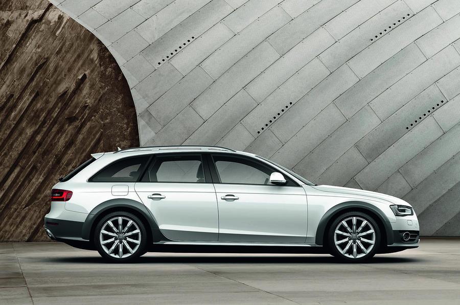 Audi A4 Avant-based Allroad