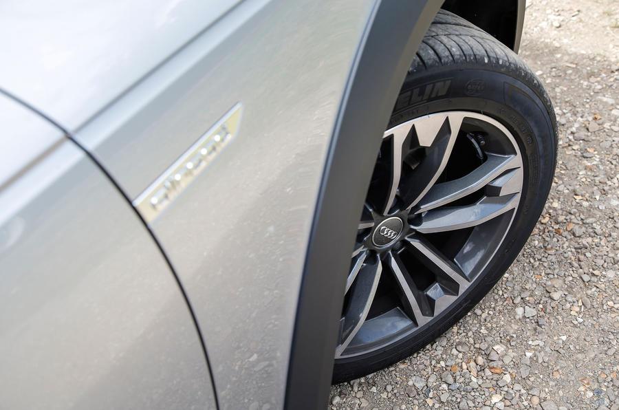 18in Audi A4 Allroad alloys