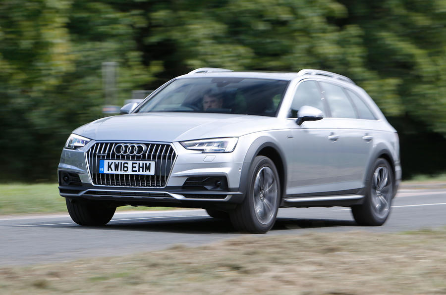 Audi A4 Allroad Review 2018