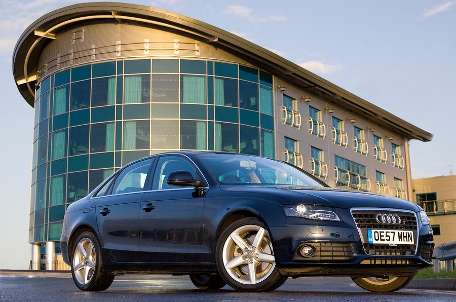 3.5 star Audi A4