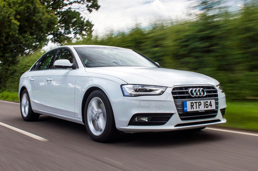 Audi A4 Ultra first drive review