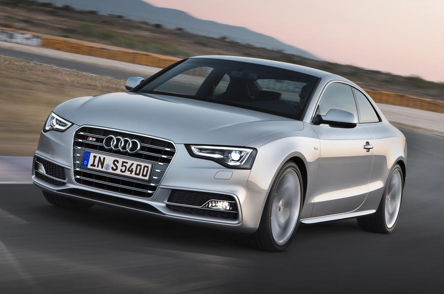 Audi revamps A5 line-up