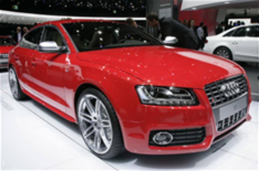 Frankfurt motor show: Audi S5 Sportback