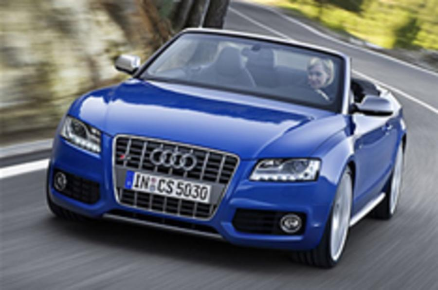 S5 cabriolet to cost £42,245