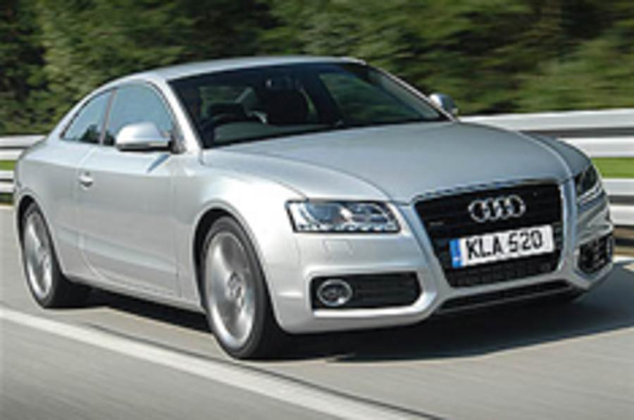Audi A5 gets 2.0 TFSI engine