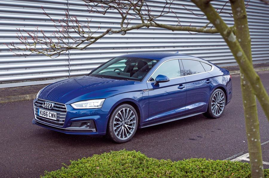 3.5 star Audi A5