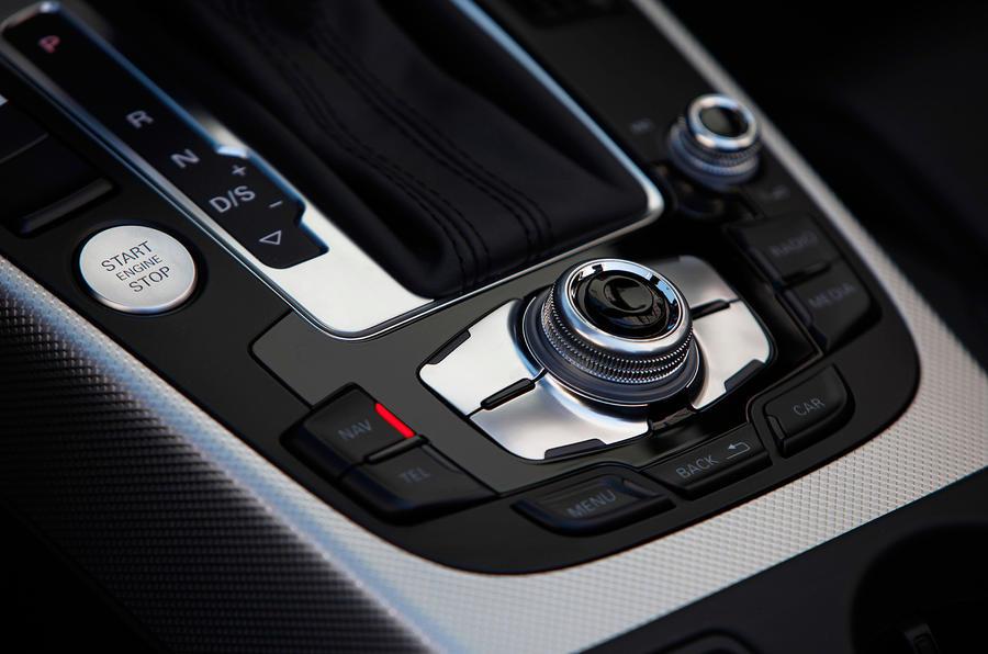 Audi A5 MMI