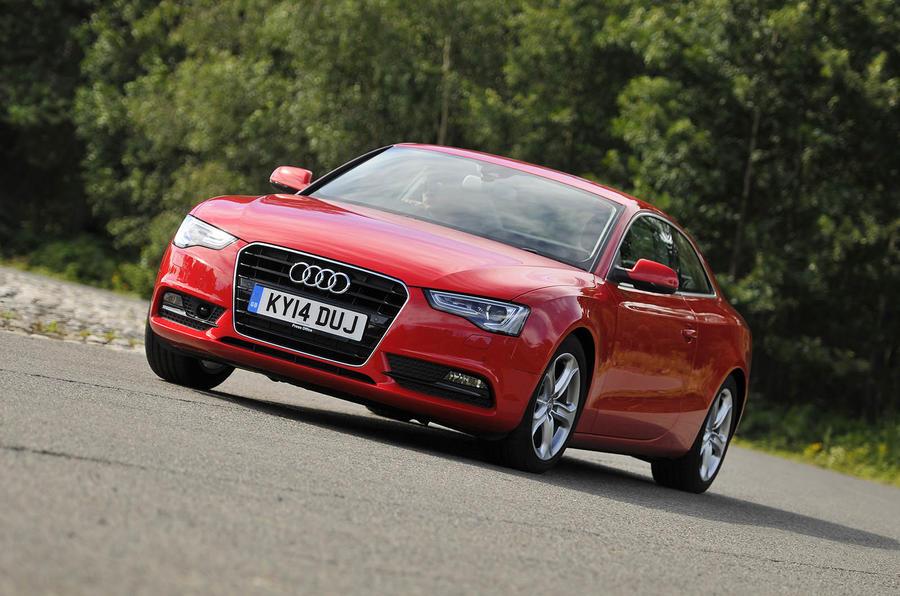 Audi A Review Autocar - Audi a5 review