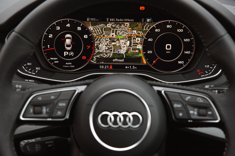 Image Result For Audi A Sportback Virtual Cockpit